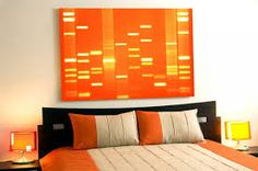 Image result for Orange rooms for boys