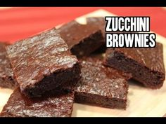 Healthy Magic Brownies - Gluten Free and Paleo!