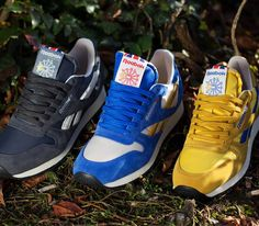 Reebok Classic Leather-Vintage Pack (Spring 2014)