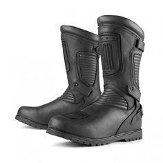 Icon 1000 Prep Boot Black Left