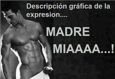 Descripción gráfica de la expresión. .... Madre miaaa !!