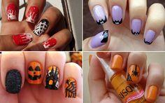 Esmalte das leitoras: Halloween! - Clube do Esmalte - CAPRICHO