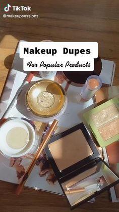 Glowy Makeup, Drugstore Makeup, Beauty Makeup, Makeup Inspo, Makeup Inspiration, Makeup Looks Tutorial, Makeup Makeover, High End Makeup, Aesthetic Makeup