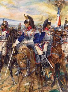 French napoleonic cavalry - Cerca con Google
