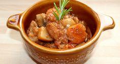 Zöldséges sertésragu recept | APRÓSÉF.HU - receptek képekkel