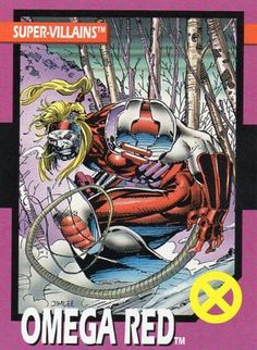 Cracked Magazine and Others: X-Men Trading Cards Series I