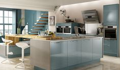 I love this kitchen and hope to have this myself soon. Although mine will be much smaller sadly.