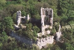 Ruins of Vitanyvar Castle Hungary x Dead Space, Budapest, Mount Rushmore, Abandoned, Europe, Explore, Mountains, Landscape, World