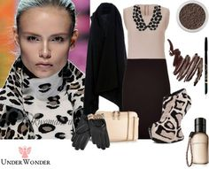 ShopStyle: THE STYLE FILE #30: COLLAR ME,  CS# 23: BOOTS by UnderWonder