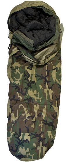 modular sleeping bag system