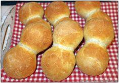Doppelinos - Brotbackliebe ... und mehr Pretzel Bites, Hamburger, Rolls, Breads, Bread Baking, Food Food, Bread Rolls, Buns, Bread