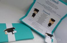 Convite de Formatura Infantil continue vendo... Pre K Graduation, Preschool Graduation, Graduation Gifts, Invitation Cards, Invitations, School Labels, End Of Year, Certificate Templates, Preschool Activities