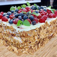 Wenches kjøkken (@gmnwenche) • Instagram-bilder og -videoer Tiramisu, Cereal, Breakfast, Ethnic Recipes, God, Morning Coffee, Dios, Praise God, Corn Flakes