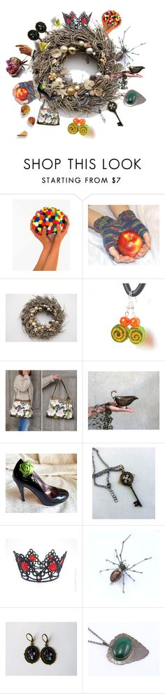 """""""Spirit of the Fall"""" by canisartstudio ❤ liked on Polyvore"""