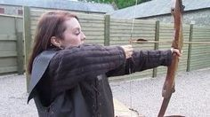 I learned Archery in the real Winterfell from Game of Thrones - Irish Bucket List ( Stuff To Do, Things To Do, Irish Girls, Bucket, Learning, Archery, Youtube, Game, Places