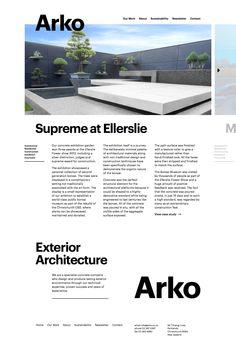 Arko  Exterior Architecture
