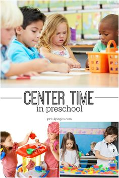 How to Manage Center Time in Preschool. Tips and tricks for managing centers in Pre-K. Who goes where and when? Find out here!