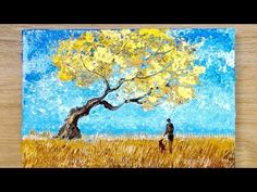 beautiful than each other beach canvas painting, chalk paint furniture, painting bedroom, decoration chalk, sunflower painting ideas. Check out other wonderful examples Acrylic Painting For Beginners, Simple Acrylic Paintings, Acrylic Painting Techniques, Painting Lessons, Art Techniques, Painting & Drawing, Beach Canvas Paintings, Dog Paintings, Canvas Art