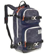 £32.99 - Backpacks - Reverse FS 500 23L Backpack - Blue - Decathlon WED'ZE