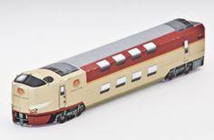 Japanese Trains Papercraft