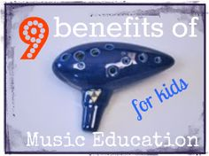 SusieQTpies Cafe: 9 Benefits of Music for Kids
