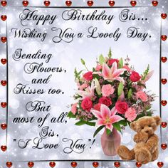 To my lovely granddaughter happy birthday wishes card for a grown image result for birthday cards for sister m4hsunfo