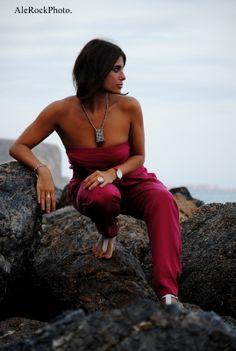 Modelo: Elisabet Pacheco Álvarez.