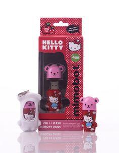 Balloon Mimobot USB by Hello Kitty
