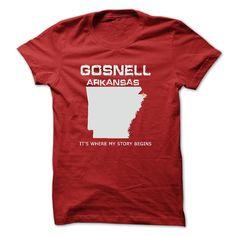 (Tshirt Nice Sale) Gosnell-AR23X Shirts of year Hoodies, Tee Shirts