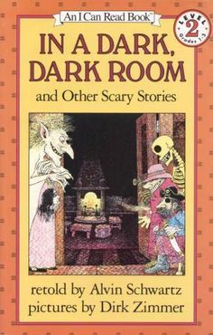 In a Dark, Dark Room and Other Scary Stories (I Can Read! Reading 2): Alvin Schwartz, Dirk Zimmer: 9780064440905: Amazon.com: Books