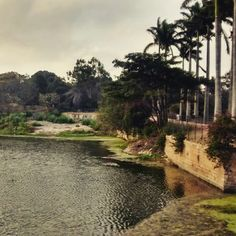 Lalbagh is getting some water !! #Lalbagh