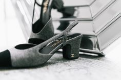 Currently Obsessed : Chanel Sling Backs - The Chriselle Factor
