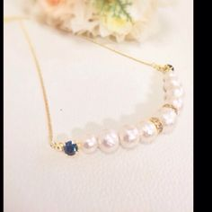 minne(ミンネ)| 選べるビジューとコットンパールのネックレス Ring Earrings, Pearl Necklace, Beaded Necklace, Silk Thread, Bead Art, Handmade Necklaces, Quilling, Jewelry Stores, Diy And Crafts