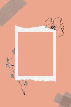 Look Wallpaper, Framed Wallpaper, Flower Background Wallpaper, Cute Patterns Wallpaper, Aesthetic Iphone Wallpaper, Aesthetic Wallpapers, Picture Templates, Photo Collage Template, Creative Instagram Photo Ideas