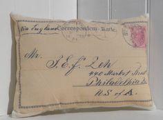Postcard vintage Printed 1899 US by TheSewingCroft on Etsy, £9.00