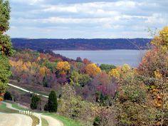 Southern Indiana: Fall Colors and Events at Patoka Lake
