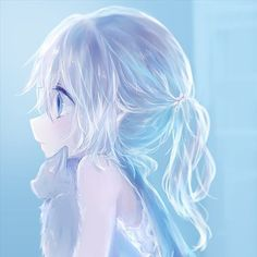anime little girl with white hair Anime Neko, Ange Anime, Manga Kawaii, Loli Kawaii, Manga Anime Girl, Anime Oc, Kawaii Anime Girl, Pretty Anime Girl, Cool Anime Girl