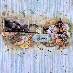 Hello everyone, its Tiffany. I have a layout to share with you. I have used the gorgeous new...
