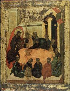 «Вечери Твоея Тайныя днесь». Литургия Великого Четверга (+аудио) | Православие и мир
