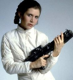 "Carrie Fisher says Princess Leia will be back for ""Star Wars: Episode VII"" Star Wars Film, Star Wars Episoden, Leia Star Wars, Star Wars Princess Leia, Obi Wan, Starwars, Carrie Frances Fisher, Cuadros Star Wars, All Star"