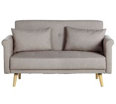 Buy House by John Lewis Archie Small 2 Seater Sofa, Light Leg, Saga Grey from our Sofas & Sofa Beds range at John Lewis & Partners. Free Delivery on orders over Living Room Sofa, Living Room Furniture, Bedroom Couch, Sofa Beds, House Furniture, John Lewis Sofas, Natural Sofas, Stair Well, Small Lounge
