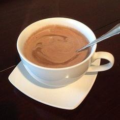 Happy Healthnut: Healthy Homemade Dairy-Free Hot Chocolate