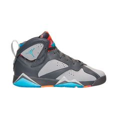 meet 70966 06a06 Boys Grade School Air Jordan Retro 7 Basketball Shoes ( 140) ❤ liked on  Polyvore