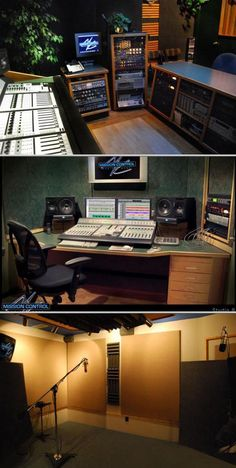 This full-service music production studio provides music for albums, TV, movies, video games, and commercials. They have been in the business since 1988 doing dialog editing, sound design, and mixing.