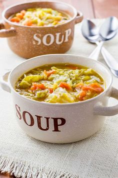 Weight Loss Wonder Soup! No matter what diet you're on, this healthy wonder soup is perfect for a snack or even makes for an easy meal. The soup is vegetarian, gluten free, vegan, and paleo, yet still packs a great and will leave you feeling full.   HomemadeHooplah.com
