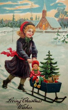 Image result for Lynn Bywaters christmas art
