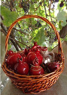 Pomegranate is a symbol of Armenia.