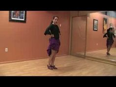 Dancing the Flamenco : Flamenco Dancing: Two Step Sequence