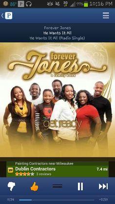 I love her sound (Gospel music)!