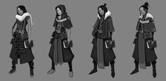 Project Black Air: Librarian Concept by TitikAwalCreative on DeviantArt